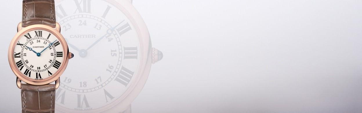 Relojes para Hombres - Ronde de Cartier
