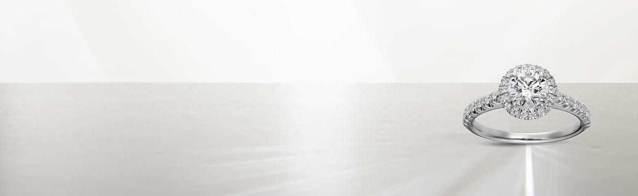 Anillos de Compromiso - Cartier Destinée