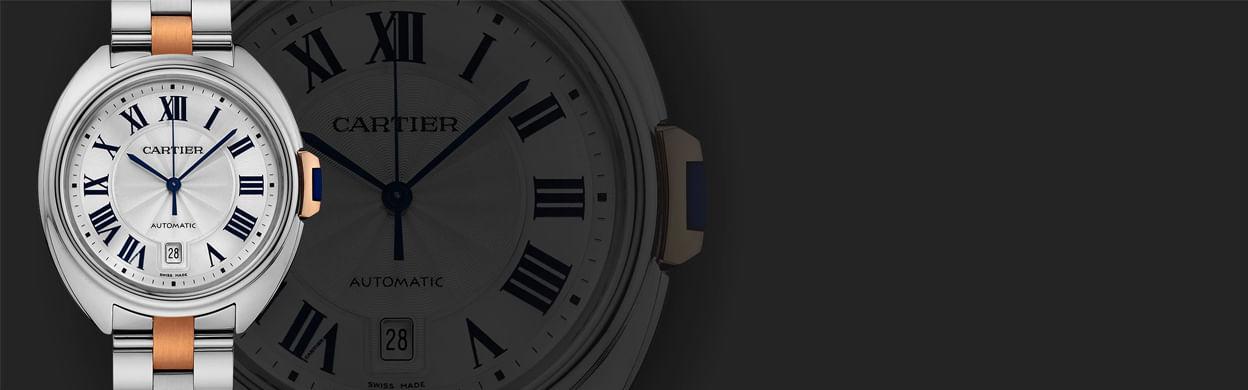 Relojes para Hombres - Clé de Cartier