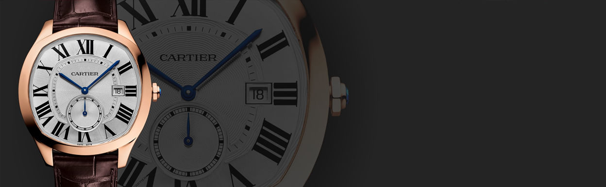 Relojes para Hombres - Drive de Cartier