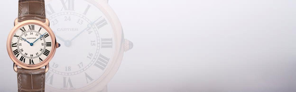 Relojes para Mujeres - Ronde de Cartier